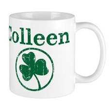 Colleen shamrock Small Mug
