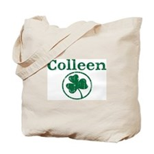 Colleen shamrock Tote Bag