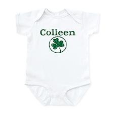 Colleen shamrock Infant Bodysuit
