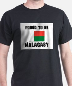 Proud To Be MALAGASY T-Shirt