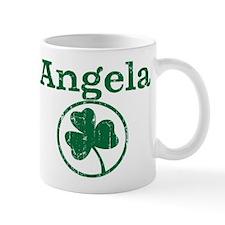 Angela shamrock Mug