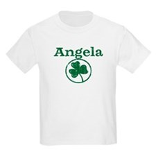 Angela shamrock T-Shirt