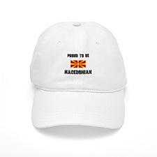 Proud To Be MACEDONIAN Baseball Cap