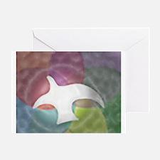 Peace2heart.jpg Greeting Cards