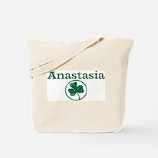 Anastasia shamrock Tote Bag