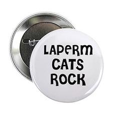 LAPERM CATS ROCK Button