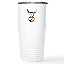 Cute Logo Travel Mug