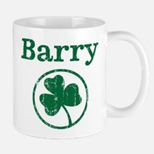 Barry shamrock Mug