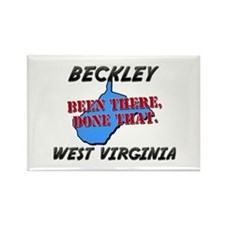 beckley west virginia - been there, done that Rect