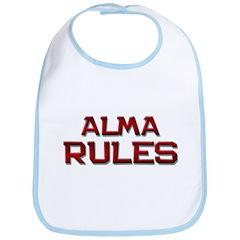 alma rules Bib