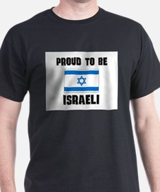 Proud To Be ISRAELI T-Shirt