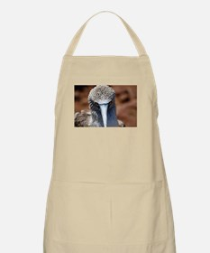 Blue Footed Boobie Close-Up BBQ Apron