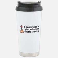 Slaughterhouses Stainless Steel Travel Mug