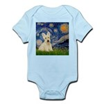 Starry Night / Scottie (w) Infant Bodysuit