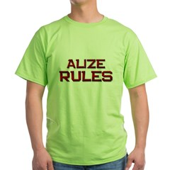 alize rules T-Shirt