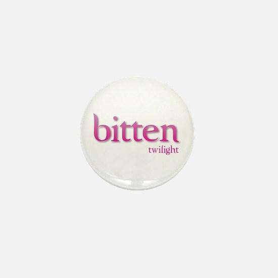 Twilight Bitten Mini Button