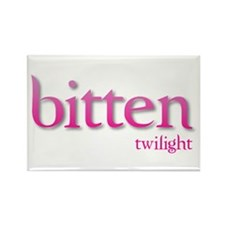 Twilight Bitten Rectangle Magnet