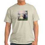 Seine / Scotties (b&w) Light T-Shirt