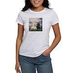 Seine / Scotties (b&w) Women's T-Shirt