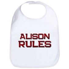 alison rules Bib