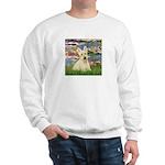 Lilies / Scottie (w) Sweatshirt
