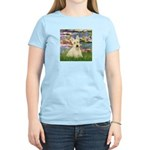 Lilies / Scottie (w) Women's Light T-Shirt