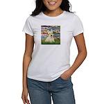 Lilies / Scottie (w) Women's T-Shirt