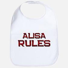 alisa rules Bib