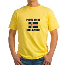 Proud To Be ICELANDIC T