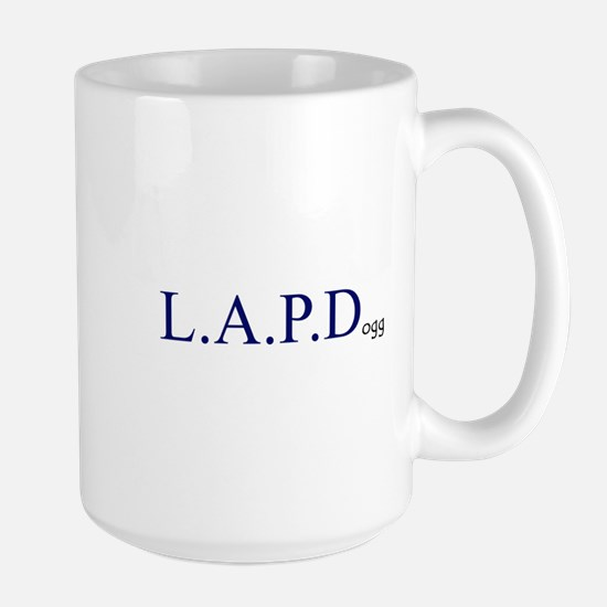 CL!C Ceramics L.A.P.Dogg Large Mug