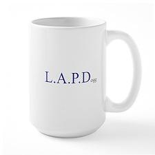 CL!C Ceramics L.A.P.Dogg Mug