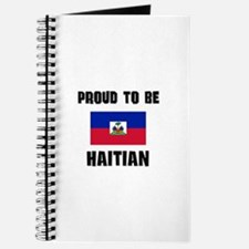 Proud To Be HAITIAN Journal