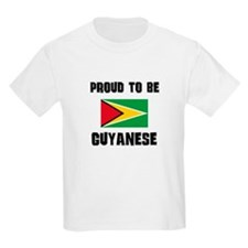Proud To Be GUYANESE T-Shirt