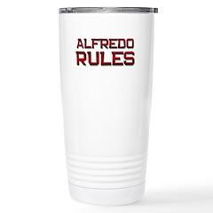alfredo rules Travel Mug