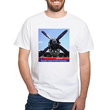 P-47 Jug T-Shirt (white)