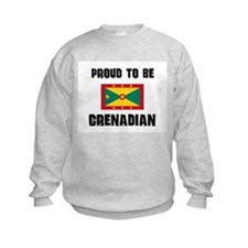 Proud To Be GRENADIAN Sweatshirt