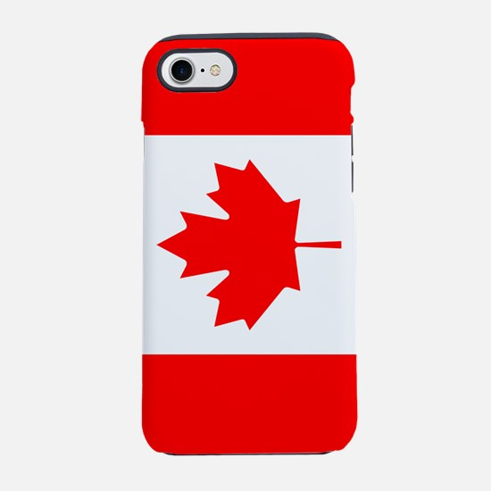 Flag of Canada iPhone 7 Tough Case