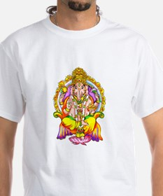 What Would Ganesh Do? Front/Back Shirt