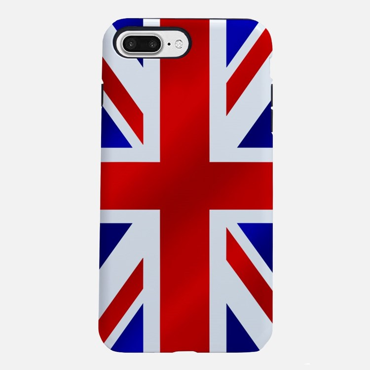 Union Jack UK Flag iPhone 7 Plus Tough Case