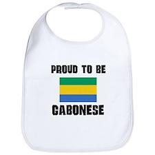 Proud To Be GABONESE Bib