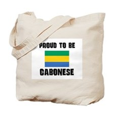 Proud To Be GABONESE Tote Bag