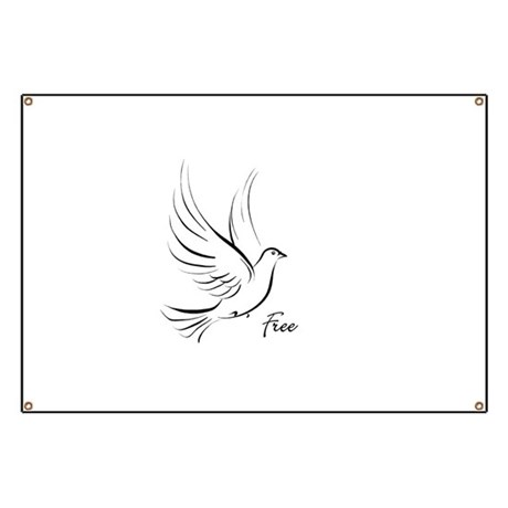 """""""Free Bird"""" Banner"""