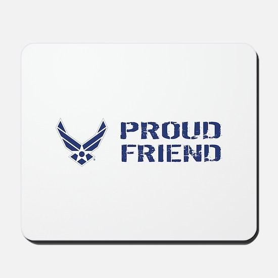 USAF: Proud Friend Mousepad