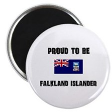 Proud To Be FALKLAND ISLANDER Magnet