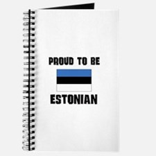 Proud To Be ESTONIAN Journal