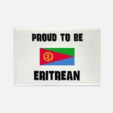 Proud To Be ERITREAN Rectangle Magnet