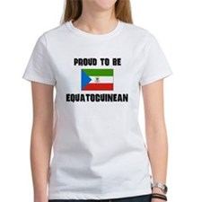 Proud To Be EQUATOGUINEAN Tee