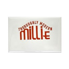 Ryle High School Millie Rectangle Magnet