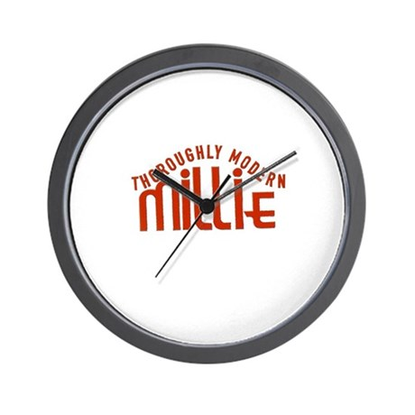 Ryle High School Millie Wall Clock
