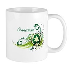 Connecticut Recycle T-Shirts and Gifts Mug
